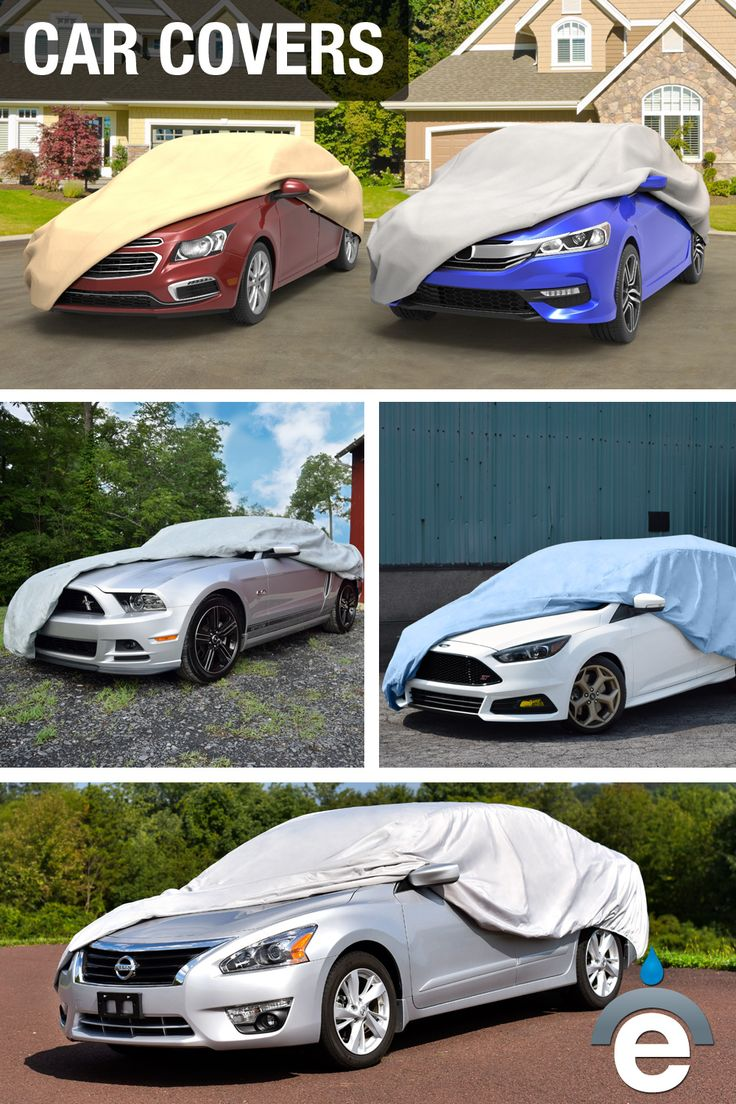 We offer high quality covers for a wide variety of car makes & models! Our durable covers are engineered to withstand to protect against sun, rain, snow and dirt. Free shipping & warranty included with every cover purchase!