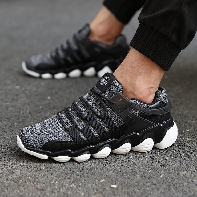 Men/'s Running Athletic Sneakers Breathable Sport Fashion Casual Shoes Big Size