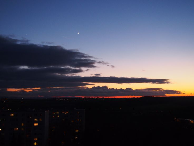 Soon after sunset /2/