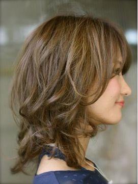 【SAKURA表参道】大人かわいいミディアム☆ 担当:塩見友良 - 24時間いつでもWEB予約OK!ヘアスタイル10万点以上掲載!お気に入りの髪型、人気のヘアスタイルを探すならKirei Style[キレイスタイル]で。
