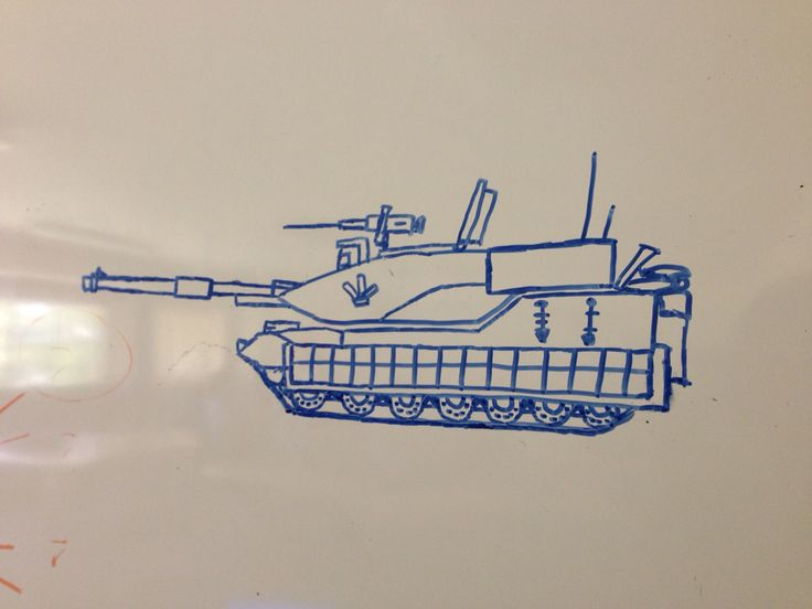 The teacher wasn't happy for taking her white board