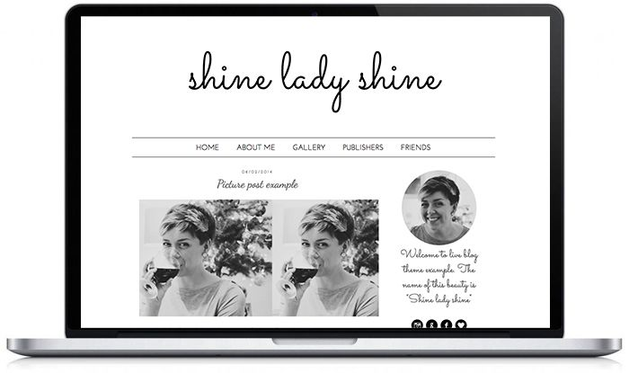 Pre-made #wordpress & #blogger templates can be purchased here: https://www.etsy.com/shop/DotTellAnyoneDesign! #bloggers #blog #theme #design #web #graphic #layout  #white #handwritten #white #black #minimal www.donttellanyone.net