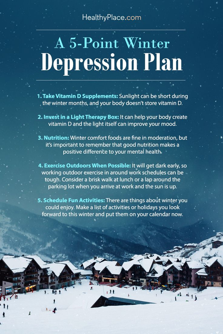 """Preparing for winter depression or Seasonal Affective Disorder can help prevent or mitigate its effects. Here are some tips to strike a preemptive blow against winter depression & SAD"