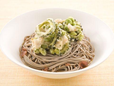 おいしい枝豆とゴーヤで作る料理レシピアイディア集