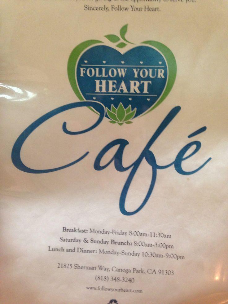 Follow Your Heart Cafe Amp Market In Canoga Park Ca