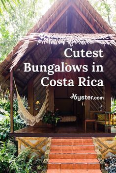 When it comes to lodging options in Costa Rica, the selection is wide-ranging. Travelers can go the all-inclusive route at a big beach resort, or brave canopy life at a rustic tree house hotel. And for those who dream of finding a sweet little bungalow to call their very own, there are plenty of hotels whose room choices include private porched casitas. Whether tucked into the solitude of the jungle or steps away from a pretty beach, these are some of the most enchanting