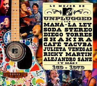 portadas de cds de La Ley, Diego Torres, Soda Stereo, Shakira, Julieta Vanegas, Alejandro Sans, etc.