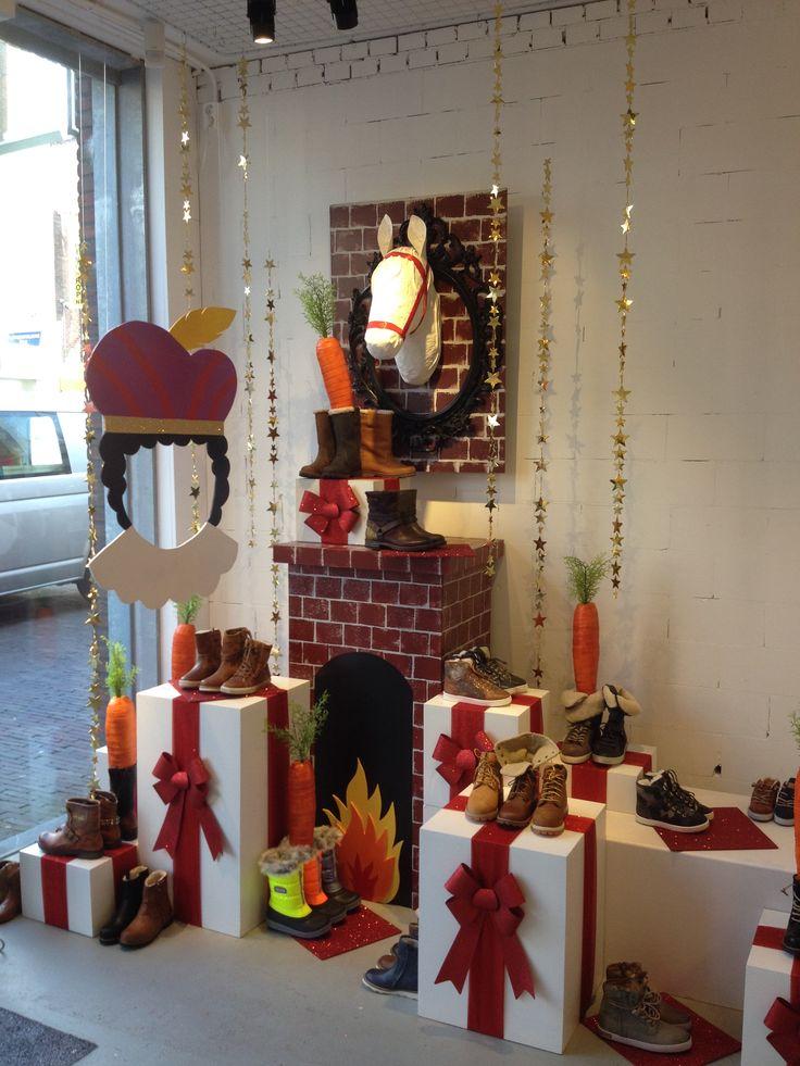 Sinterklaas | Etalage | Rich Art Design