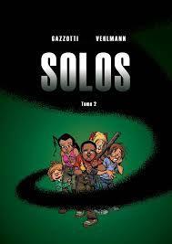 El primer volum de Solos ens va aportar moltes sorpreses, alguns ensurts i alguns misteris sense resoldre. Aquest segon volum tanca el cicle i aporta algunes respostes.