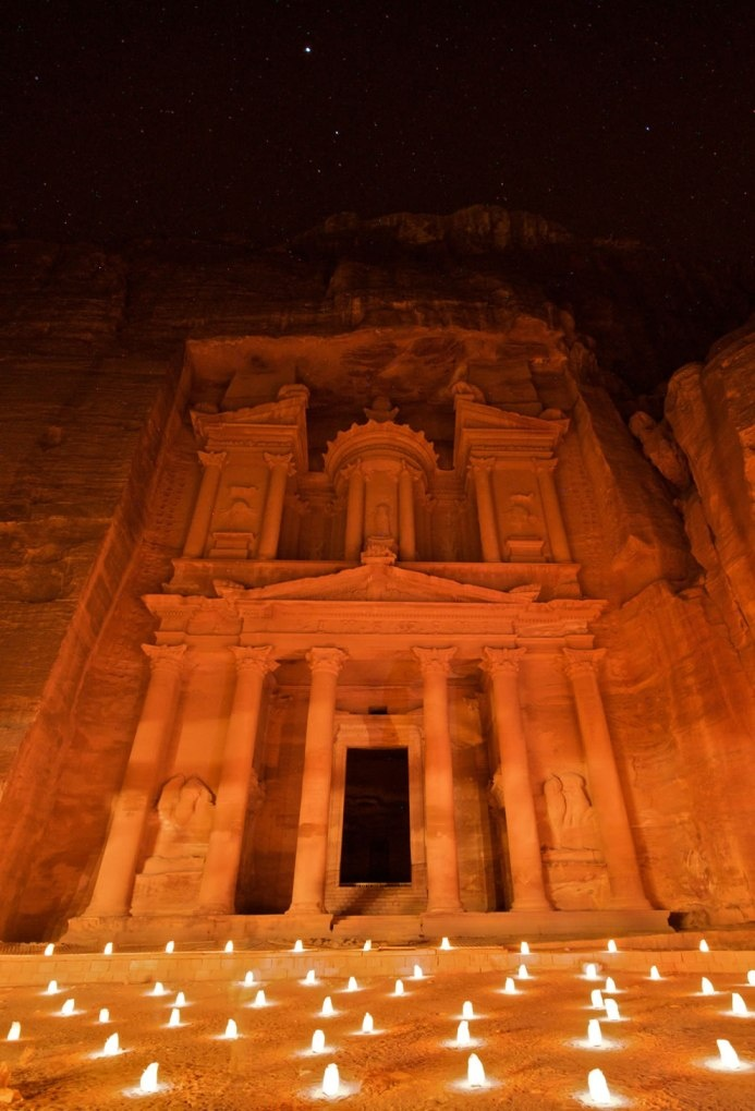 The Desert Paradise of Petra: A New Wonder of the World