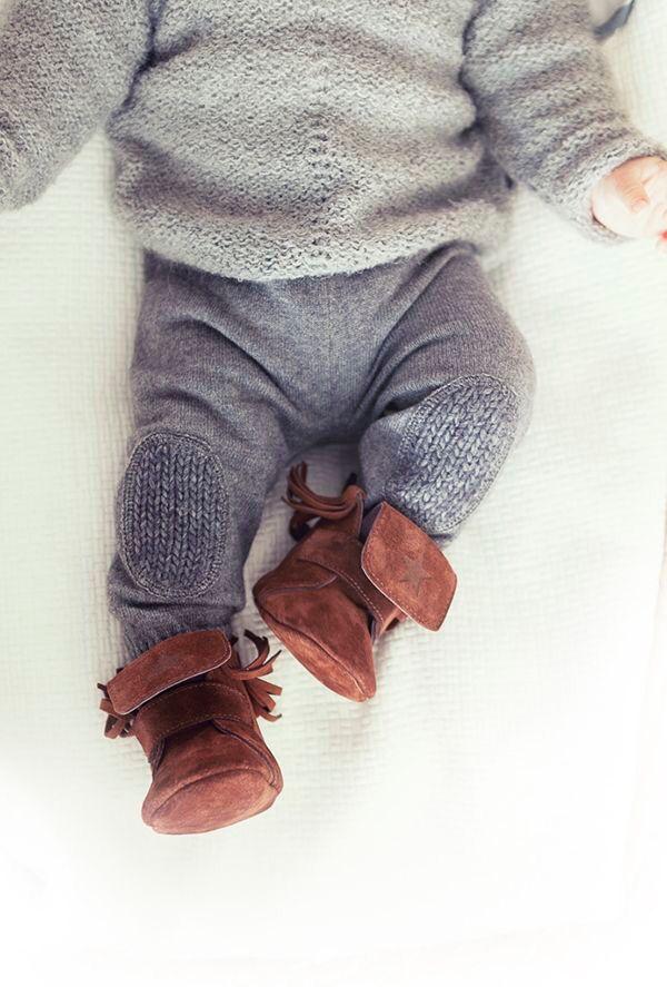 Baby Boy Style! #sweaters #knit #bonnet #SIMPLE #neutral #mocs
