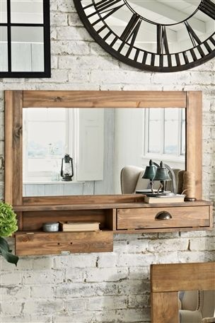 Buy Hoxton Salvage Mirror from the Next UK online shop