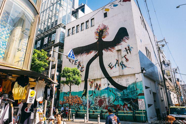 Osaka Guide: Amerikamura & Shinsaibashi Shopping Street