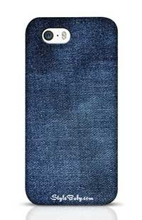 Blue Jeans Apple iPhone 5S Phone Case