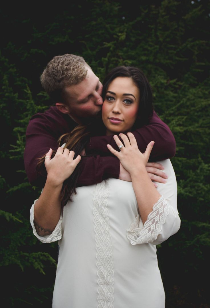 Fall engagement photography film