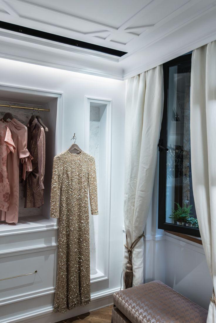 Orac - stuk, walk-in closet