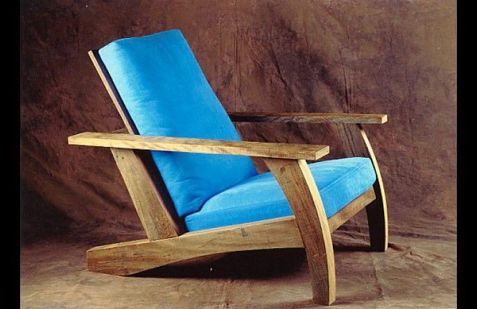 Carlos Motta – Design - He has some cool furniture from reclaimed wood.