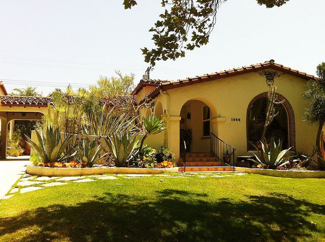 Another Beautiful Glendale Spanish Home By Kendyl Young Via Flickr BungalowSpanish Style