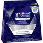 Crest 3D White Whitestrips Luxe Supreme FlexFit Teeth Whitening Kit