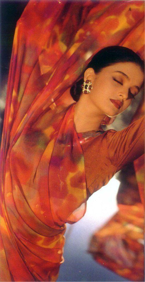 Aishwarya Rai Bachchan in Garden ad