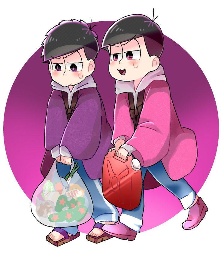 Ichimatsu & Todomatsu
