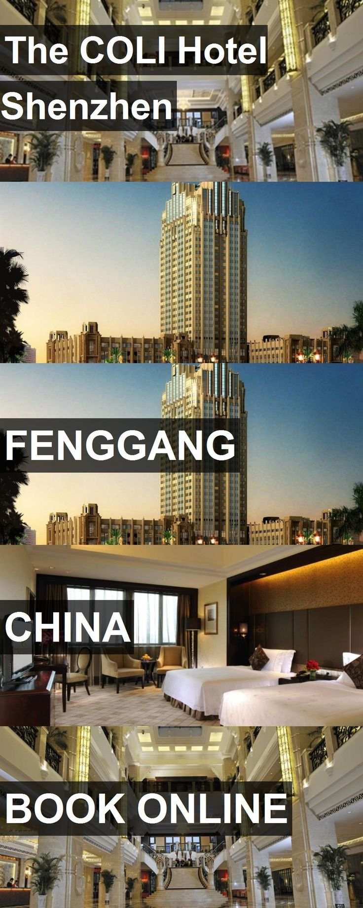 The COLI Hotel Shenzhen in Fenggang, China. For more information, photos, reviews and best prices please follow the link. #China #Fenggang #travel #vacation #hotel