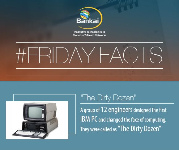 #DidYouKnow who designed the first #IBM PC? #FridayFact #Technology #fact #desktop #facts