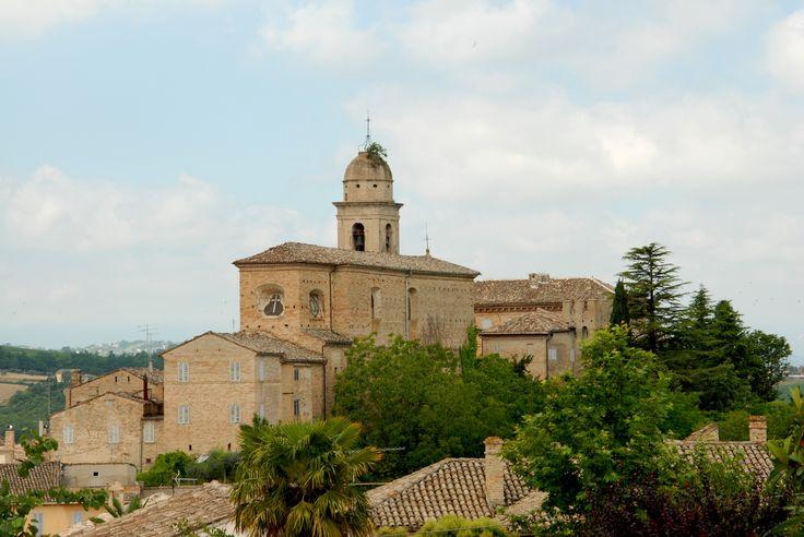 Chiesa di S. Pietro Apostolo. #marcafermana #montottone #fermo #marche