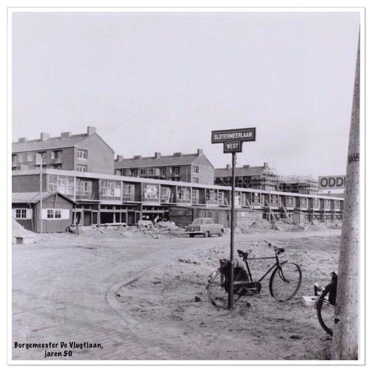 Slotermeerlaan Amsterdam (jaartal: 1950 tot 1960) - Foto's SERC