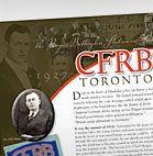 CFRB Toronto Poster