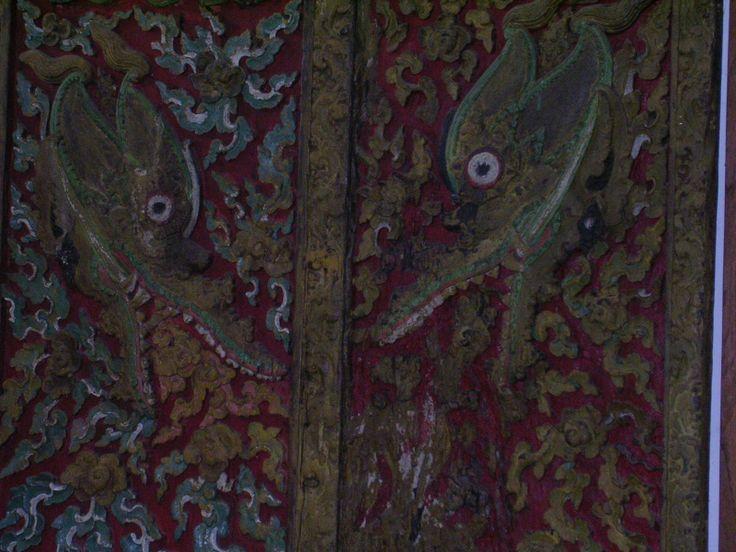 """"""" ...  pintu Bledek  di Museum Masjid Agung Demak ..."""""""