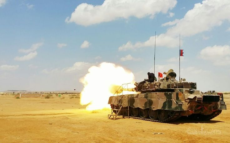 """Everything you need to know about """"Al Khalid Tank"""": https://youtu.be/jzxsCa703xs"""