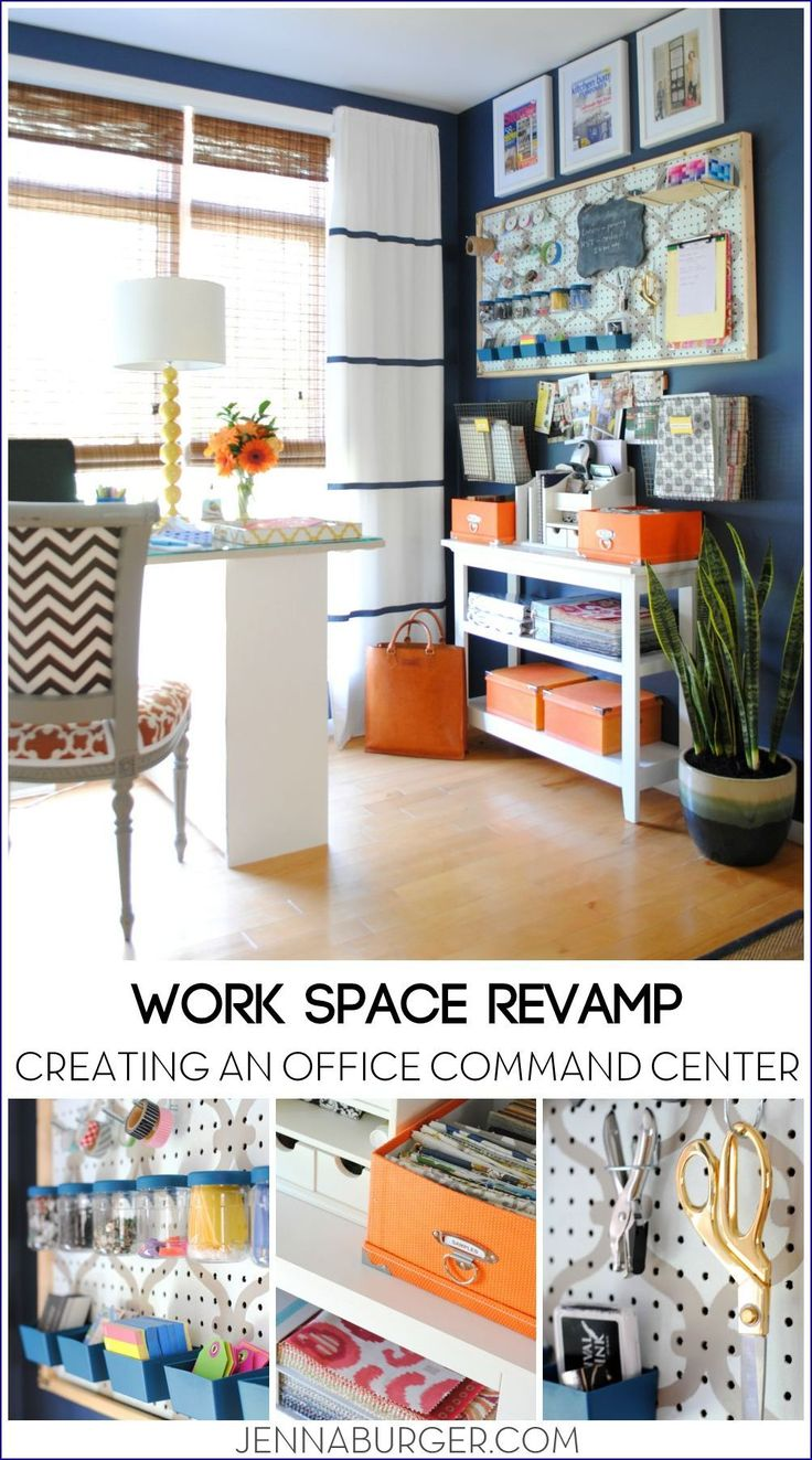 166 best Inspiring Organised Spaces- Home Office images on ...