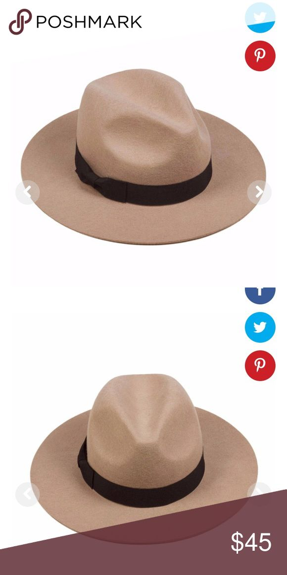 """Lack of Color """"The Mirage"""" Hat Lack of Color """"The Mirage"""" Hat / Size Small (56cm)  / Worn a couple times, just have too many hats this color! Lack of Color Accessories Hats"""