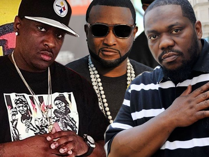 Shawty Lo Death -- Beanie Sigel Steps in for Tribute Originally for Shawty's Dad