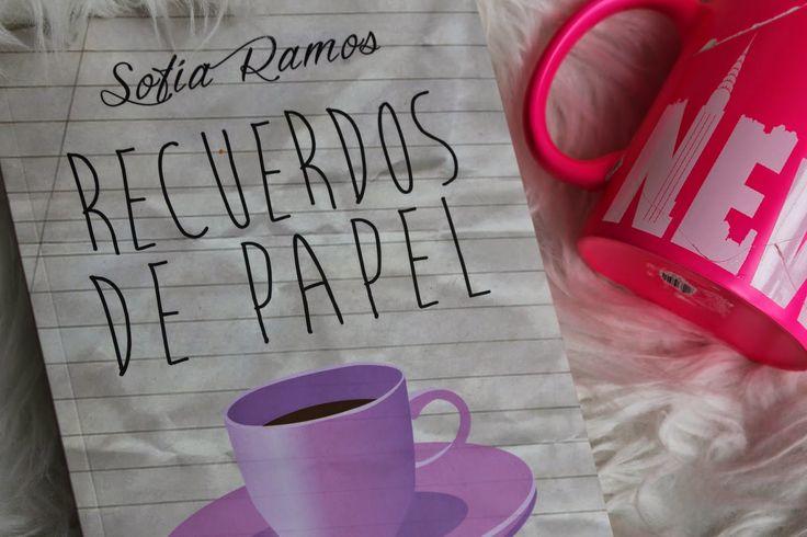 alii in the Wonderland: Recuerdos de papel - Sofía Ramos