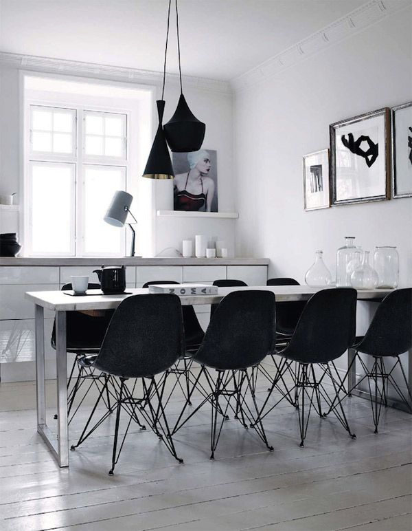 26 best Charles Eames - The DSR Chair images on Pinterest   Eames ...