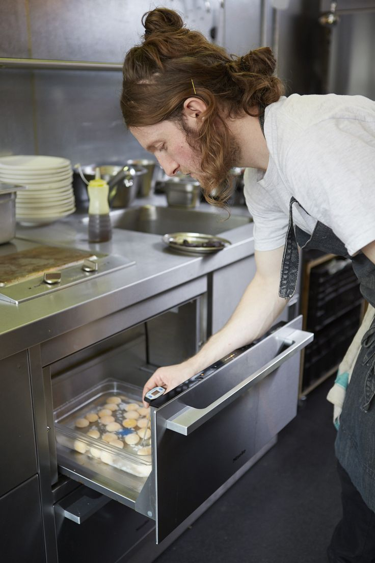 Head to our blog to hear from professional chef Douglas McMaster, and how the Miele steam combination oven helps him to achieve zero waste