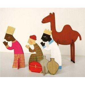 17 best Décoration de Noël en carton images on Pinterest | Paint ...
