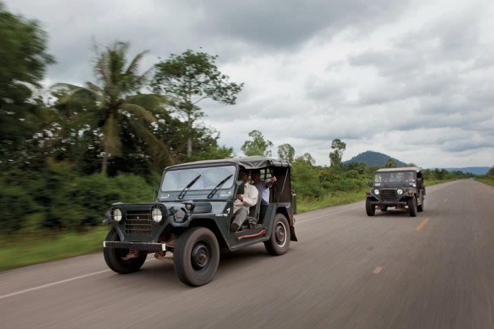 Phnom Koulen Jeep Tours Cambodiajeep Com Tours Sacred
