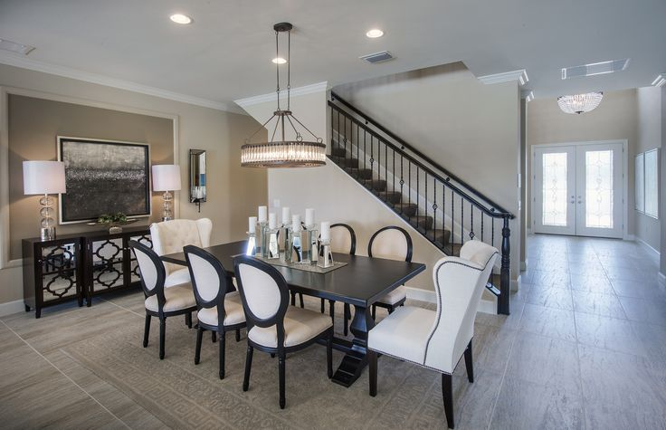 Inviting Dining Rooms | Pulte Homes