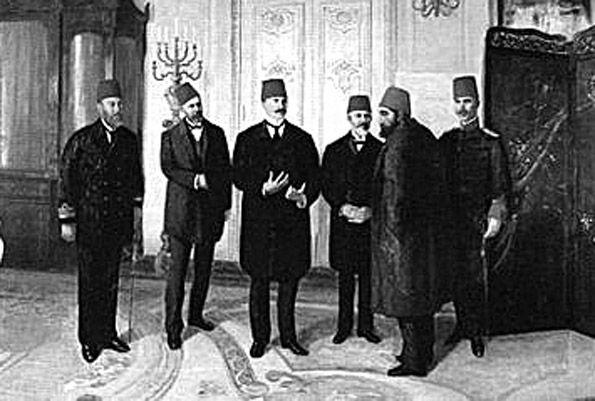 Sultan Hamit'ten bugüne Batı'nının politikası - Vedat Bilgin