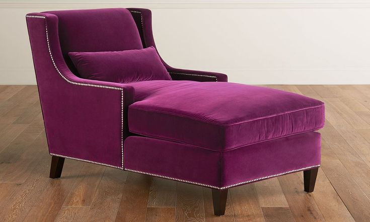 Picture of Jessica Jacobs Velvet Madrid Violeta Chaise