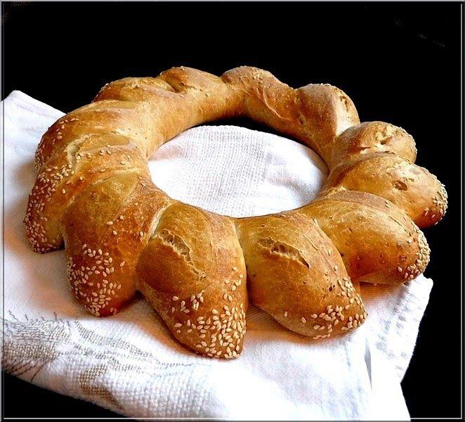 Limara péksége: Sokcsücskös koszorú