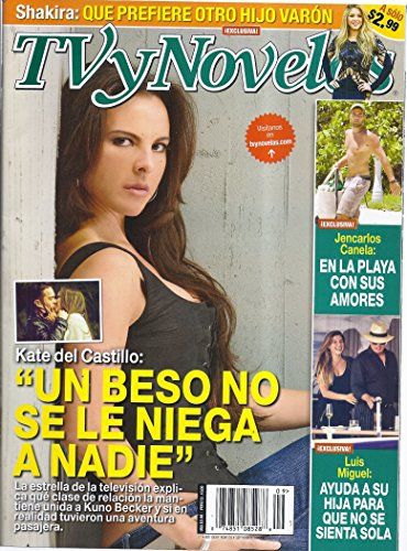 Discounted TV y Novelas Magazine (#9 - September 2014 - Kate del Castillo)