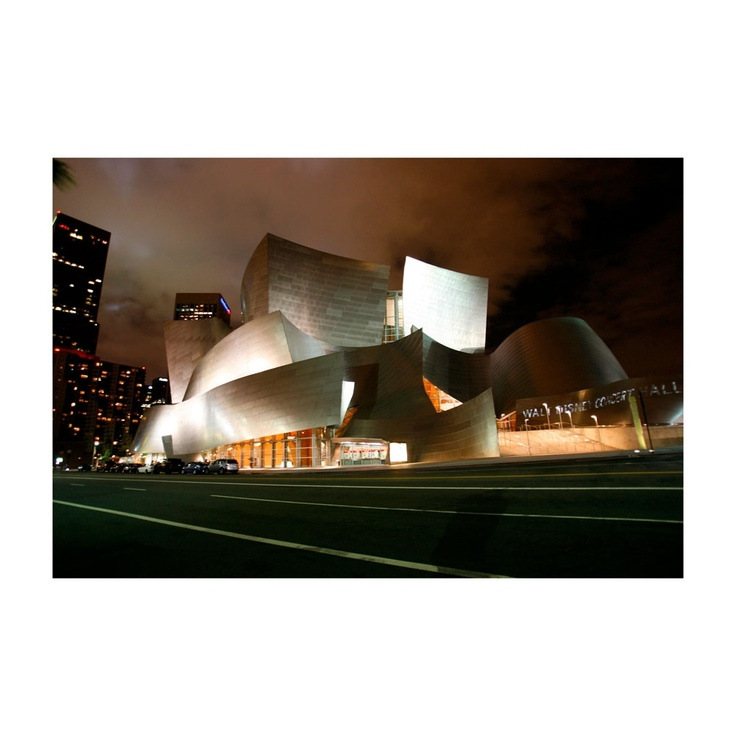 Walt Disney Concert Hall in Los Angeles / by Frank Gehry / photo by Elko Weaver .: Concert, Amazing Hall, Building Designs, California Photos, Aunt Loretta, Places, Disney, Angeles Architecture, Amazing Architecture
