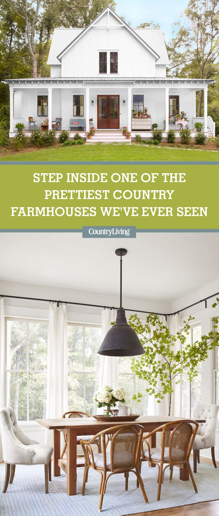 1000+ best Country Homes images by Country Living Magazine on ...