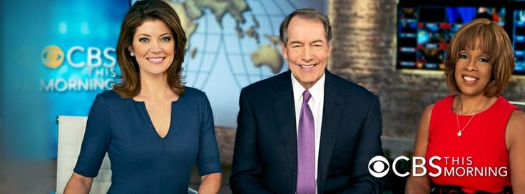 CBS This Morning anchors