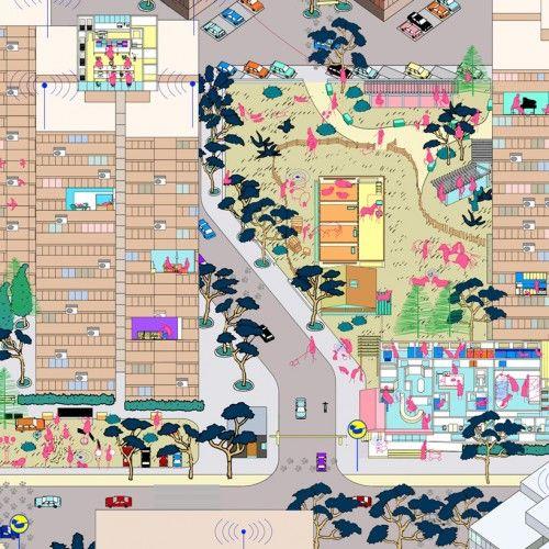 Urbanized Landscape Series by Atelier 11 | China