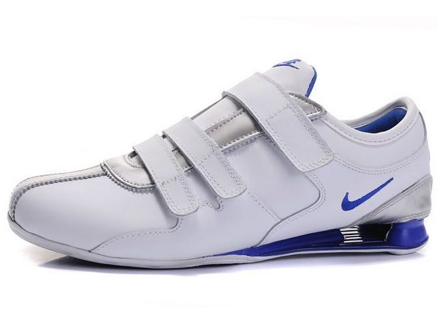 Chaussures Nike Shox Rivalry R3 Blanc/ Argent/ Bleu [nike_12327] - €45.88 : Nike Chaussure Pas Cher,Nike Blazer and Timerland  http://www.facebook.com/pages/Chaussures-nike-originaux/376807589058057